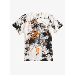 Dragon Ball Z Bleach Wash T-Shirt