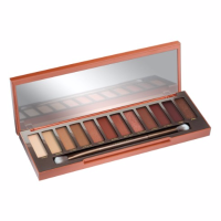 Urban Decay Naked Heat 最新眼影盘