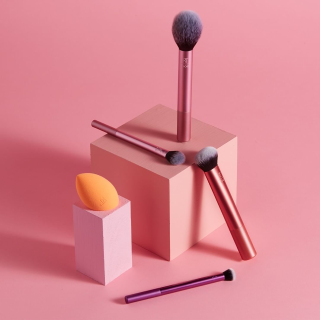 多款套装史低热卖Real techniques 美妆神器帮你摆脱邋遢底妆