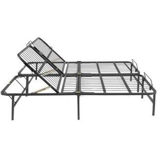 $37起Pragma 简易折叠床架促销 多尺寸可选