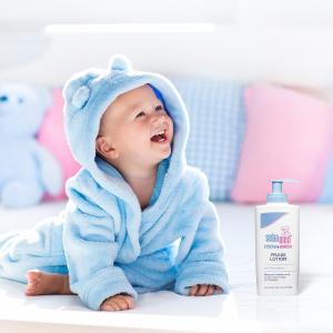 摆脱红痒脱皮粗糙 仅€6.49德国Sebamed 施巴婴幼儿防湿疹护臀膏 预防宝宝红屁股