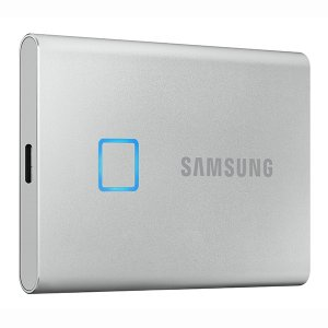 $99.99 1050MB/sSAMSUNG T7 Touch 500GB USB3.1 指纹识别 移动SSD