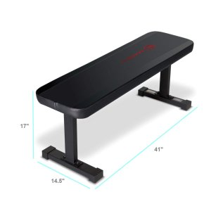 $49.99Marcy Flat Utility 600 lbs Capacity Weight Bench