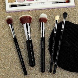 满送化妆刷4支Sigma Beauty 送好礼 海量化妆刷套装上新
