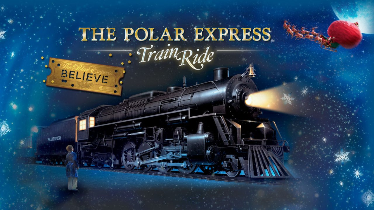 All Aboard! 冬季限量的极地特快列车 你买到票了吗?