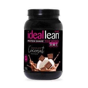 IdealLean巧克力椰子口味蛋白粉 30份装