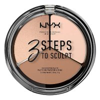 NYX PROFESSIONAL MAKEUP 面部修容盘