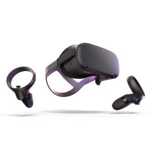 直邮好价¥3592Oculus Quest All-in-one VR游戏系统 头显 128GB