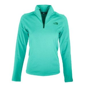 The North FaceThe North Face Women's Tech Glacier 1/4 Zip Pullover