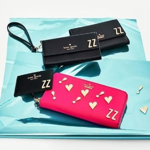Up to $69 Select Wallets on sale @ kate spade