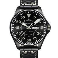 Lowest priceHamilton Men's Khaki Aviation Pilot Auto Watch H64785835