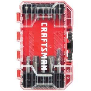 CRAFTSMAN 多型号螺丝刀头24件套