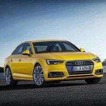 更轻 更科技 更运动2018款 Audi A4 中型轿车