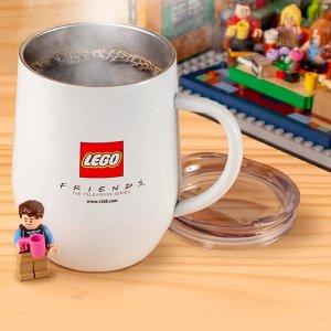 $149.99+高达四份礼独家:LEGO 老友记公寓 10292 上市,老款中央公园加送马克杯
