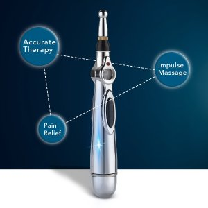 Electronic Acupuncture Pen Electric Meridians Laser Therapy Heal Massage Pen Meridian Energy Pen Relief Pain Tools Health Care|Relaxation Treatments| - AliExpress