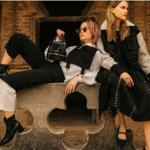 As low as $46Charles & Keith New Grunge Collection