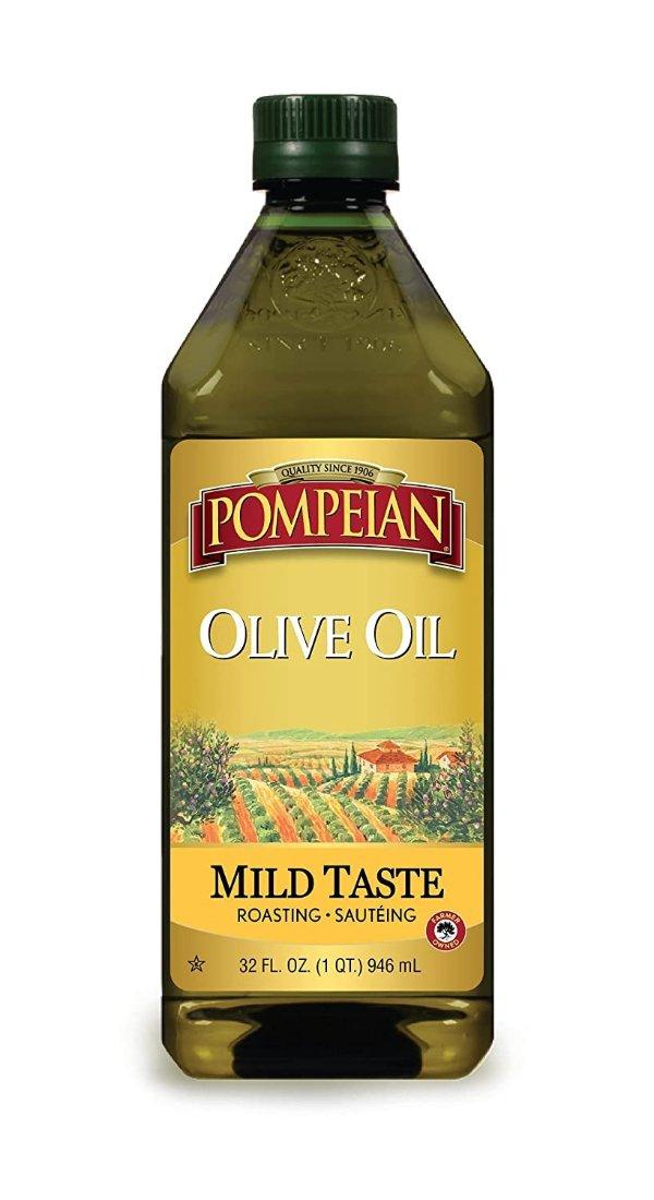 经典清淡款纯橄榄油 16oz