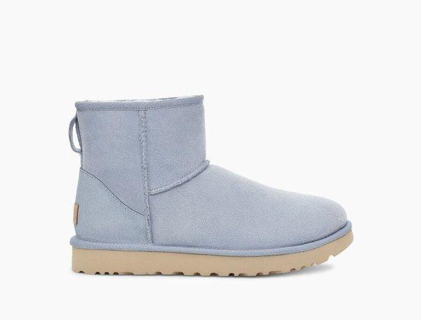 经典低帮雪地靴