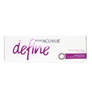 Acuvue1 Day Define 日抛美瞳 30片 咖啡色