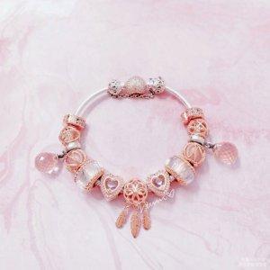 低至3折 £21收珍珠戒指Pandora大促区 玫瑰金专场 女孩子必备又美又贵气