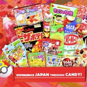 $17.5 (Was $35)Japan Crate Premium Box Sale