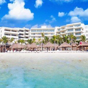 仅需$479 美国多个出发地可选3/6晚墨西哥坎昆 NYX 全包酒店+机票套餐超值特惠