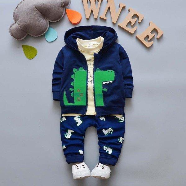 小童外套套装