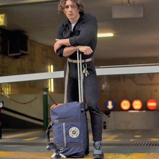 4折+额外8.5折 $94收舒适行李箱Kipling官网 精选旅行美包、行李箱3.4折热卖