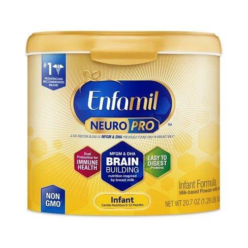 NeuroPro 婴儿配方奶粉 - 20.7oz