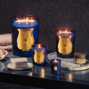 低至8折!仅€20收浮雕圆柱蜡烛Trudon 法国小众香氛蜡烛 高端皇室风格 博主Vlog摆件都在这