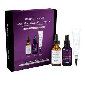 SkinCeuticals变相6.5折紫米精华+CE精华+急救精华