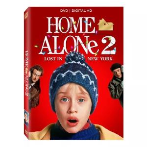 低至$4 窝在家里看电影Target 圣诞节日电影碟片促销