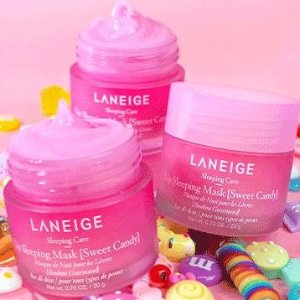 As Low as $20New Release: Laneige Sleeping Lip Mask Sweet Candy Flavour