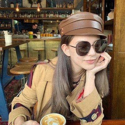 正价8.5折 £127收昆凌同款报童帽Ruslan Baginskiy 乌克兰小众帽子品牌 众多博主心头好