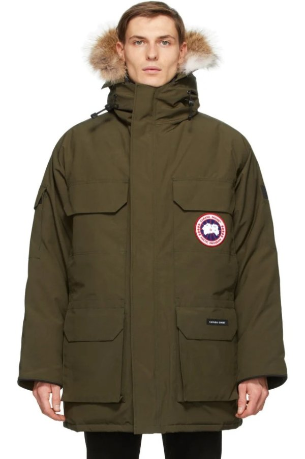 Expedition Parka外套