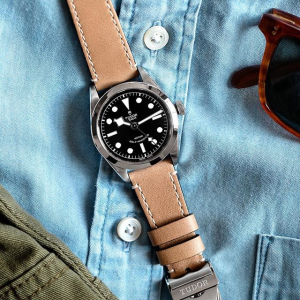 Extra $50 OffDealmoon Exclusive:TUDOR Heritage Black Bay 36 Automatic Men's Watch M79500-0008