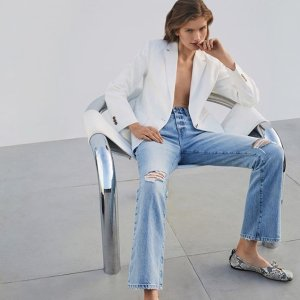 低至2折 穿对裤子瘦10斤SSENSE 大牌牛仔裤专场 Levis$31,Frame仅$86