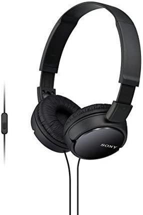 MDR-ZX110 AP/B 头戴式耳机