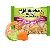 Maruchan 鲜虾青柠辣椒口味 速食面 24包装