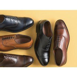 最高减$150Allen Edmonds 精选男鞋热卖