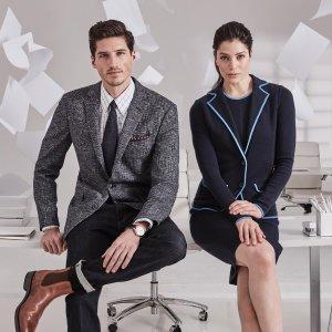 低至4折 免邮 $68收免烫衬衫Brooks Brothers 官网精选男女童款服饰促销热卖