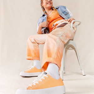 低至5折 匡威草莓低帮€33收La Redoute 精选运动鞋热卖 收Nike、Converse、PUMA等