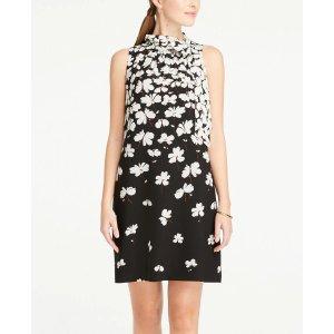 Ann Taylor15% off $100+Floral Bow Neck Shift Dress