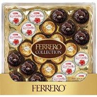 Ferrero Rocher Ferrero 混合装巧克力礼盒 24粒装