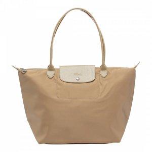 Longchamp饺子包