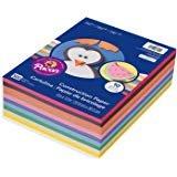 $9.51 (原价$16.19)Pacon 彩色儿童手工图纸 500张