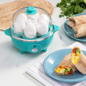 $12.68Maxi-Matic Egg Poacher & Egg Cooker with 7 Egg Capacity
