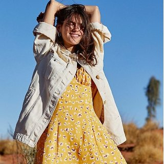 Up to 50% OffFree People Clothing Sale