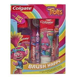 低至$2.84史低价:Colgate 儿童电动牙刷、牙刷套装