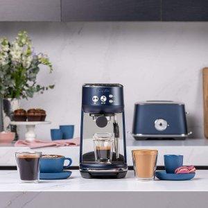 $379(原价$445)闪购:Breville 半自动咖啡机